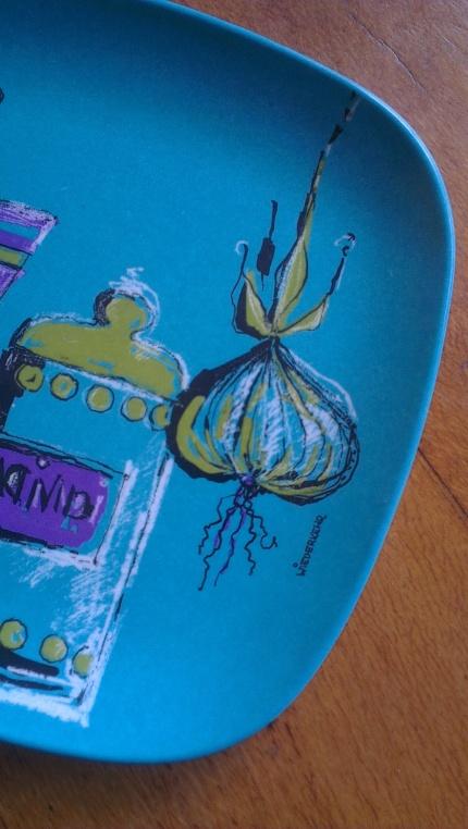 Wiederkehr BBQ Plate : Bessemer