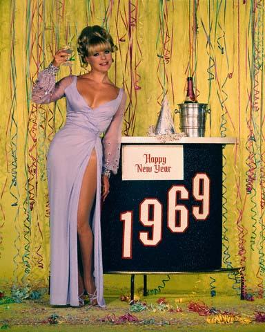 Elke Sommer: Happy New Year 1969