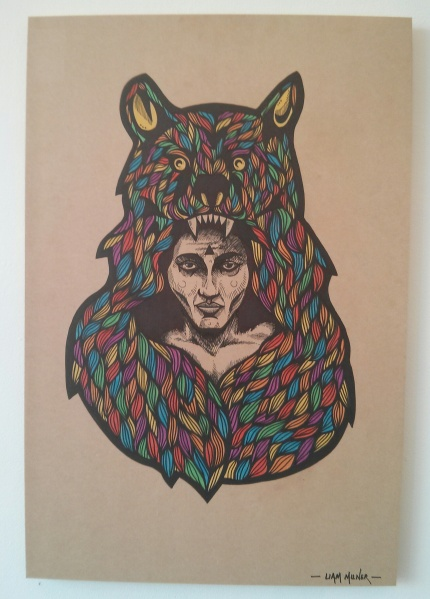 Liam Milner : Infinity Chief