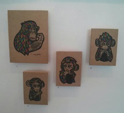 Liam Milner : Dr. Ape, Monkey Adam, Monkey Tommy, Monkey Jack