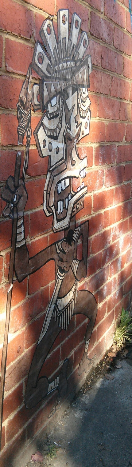burg : tribal style northcote