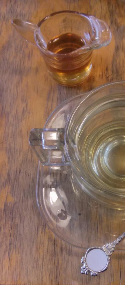 flu fighting tea : gypsy hideout