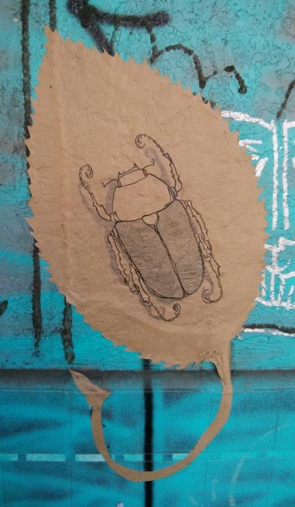 gate 228 : leaf beetle
