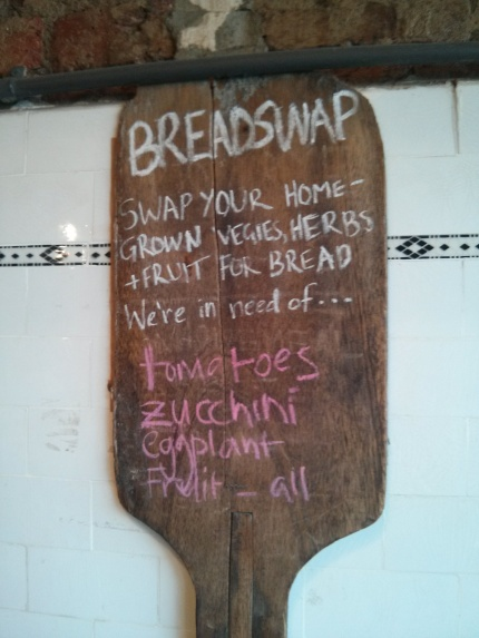 northcote bakeshop : breadswap