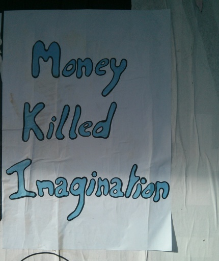 money kiloled imagination