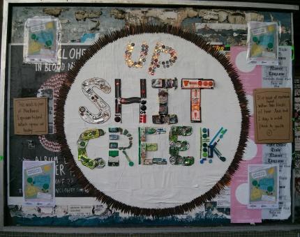 up shit creek 2 : alex desebrock & tony adams