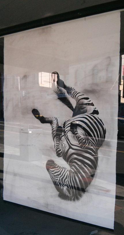 ness flett : zebra 333 high st 2