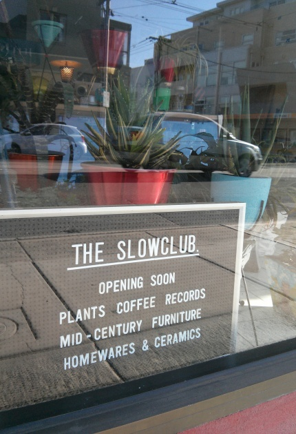 the slowclub : northcote
