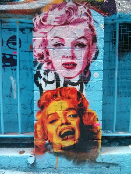 ha ha : marilyn monroe two, rutledge lane