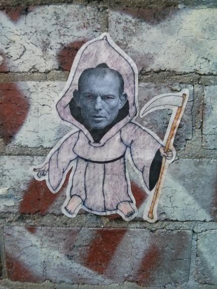 tony abbott : mad monk