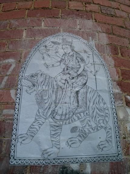 goddess durga : northcote