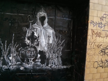 nightmare on hosier lane