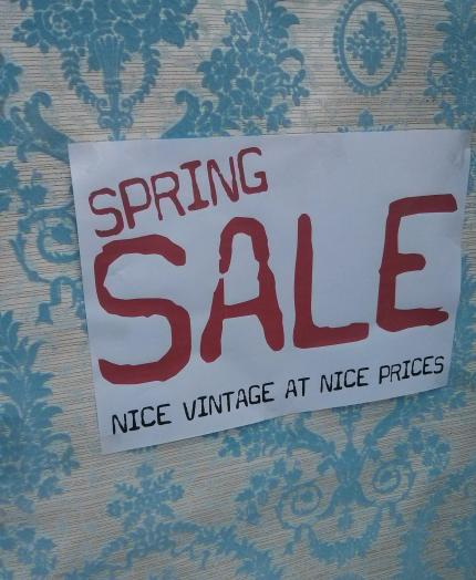 know your product : spring sale