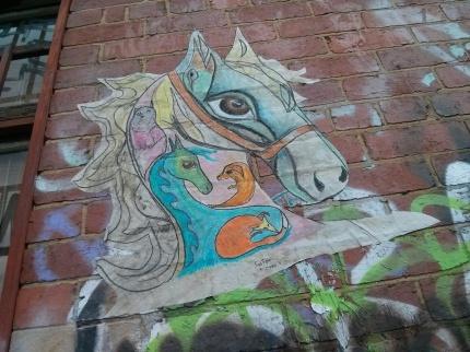 collingwood pony : swift and ctrl v