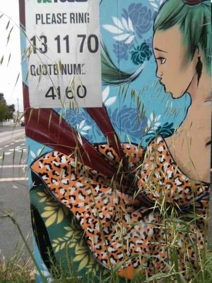 lucy lucy : signal box, thornbury