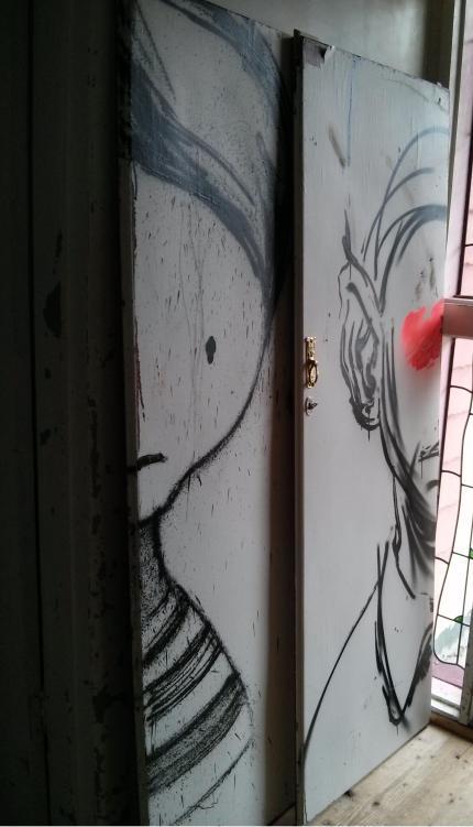 taylor white kaff-eine : wardrobe doors
