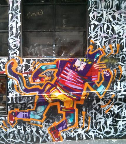 lister : hosier lane