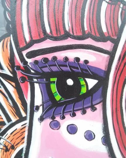 jacqueline gwynne : shellac print gallery, detail