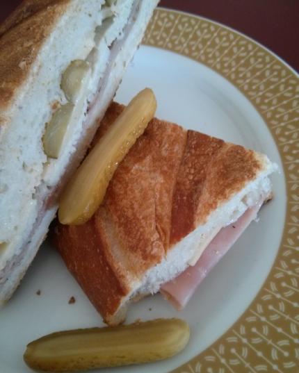 sookie la la : cuban sandwich