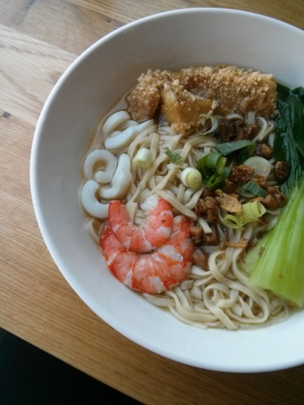 joanne's kitchen : seafood noodles