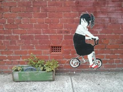 be free : northcote gardener