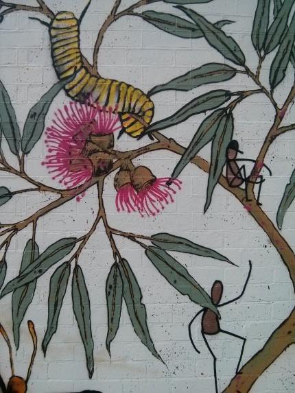 tom civil : the wanderers, caterpillar