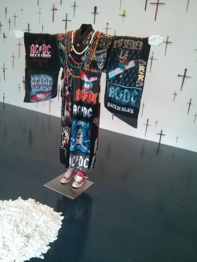 nell : let there be robe @ gertrude contemporary front view
