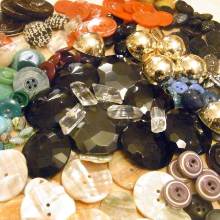 buttons @ flashback, northcote