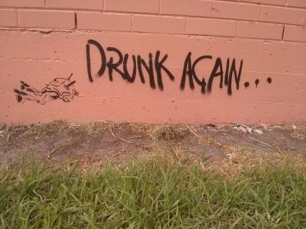 drunk again : akemi ito