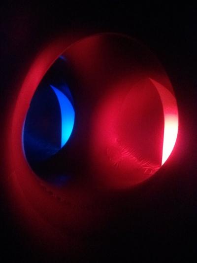 exxopolis luminarium : tranquil labyrinth