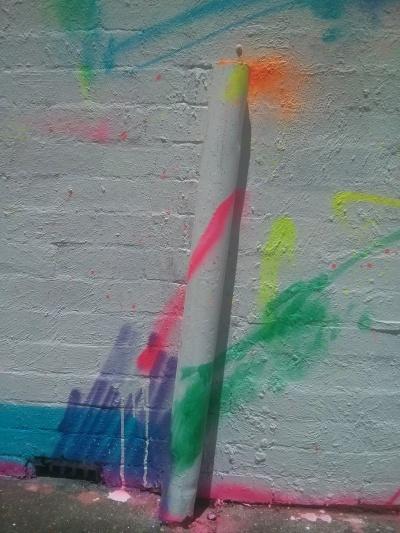senekt and jun : northcote wall post detail