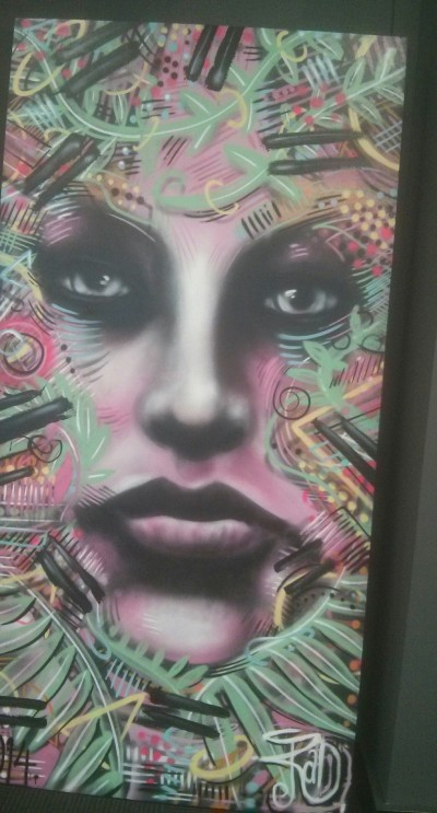 conrad bizjak - street art now silent auction