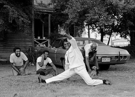 james brown dancing