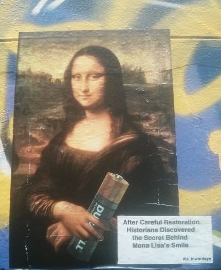 #ie_inwardeye : mona lisa's smile
