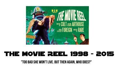 the movie reel is closing
